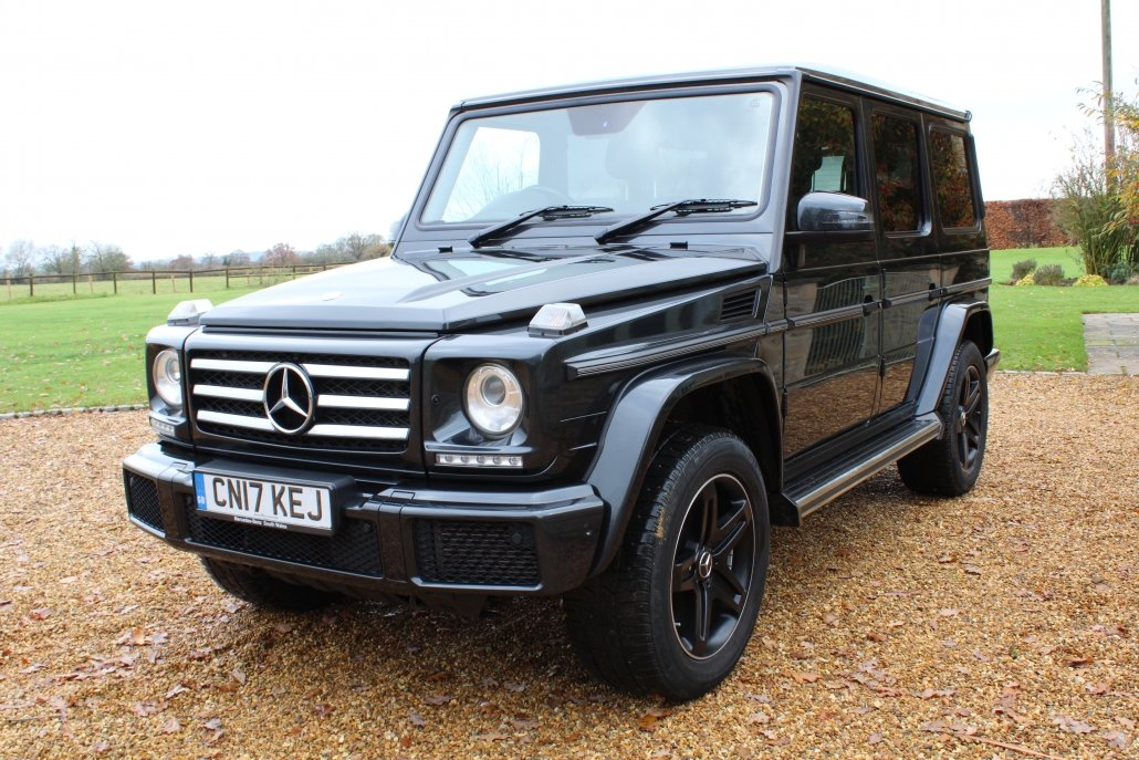 2017 MERCEDES G350 Cdi – 31,000 MILES – £62,950 For Sale (picture 6 of 17)