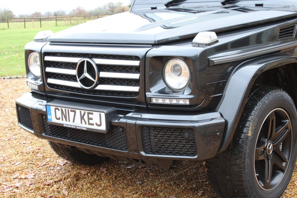 2017 MERCEDES G350 Cdi – 31,000 MILES – £62,950 For Sale (picture 7 of 17)