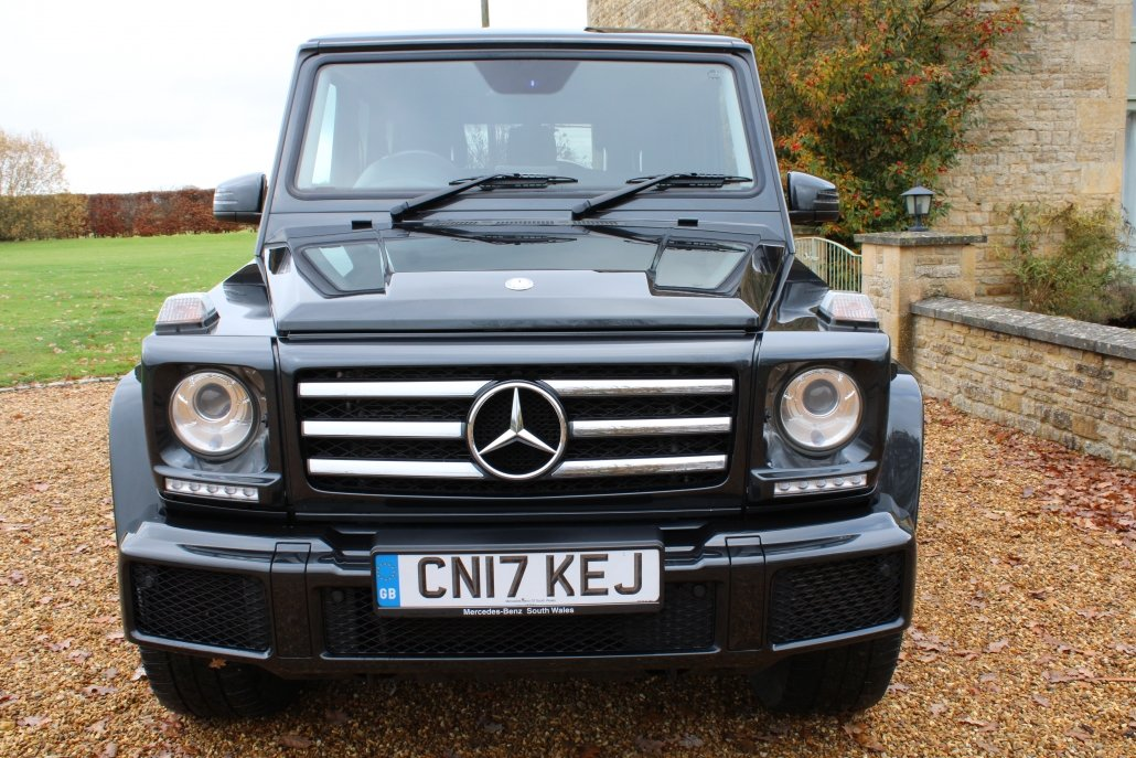 2017 MERCEDES G350 Cdi – 31,000 MILES – £62,950 For Sale (picture 8 of 17)
