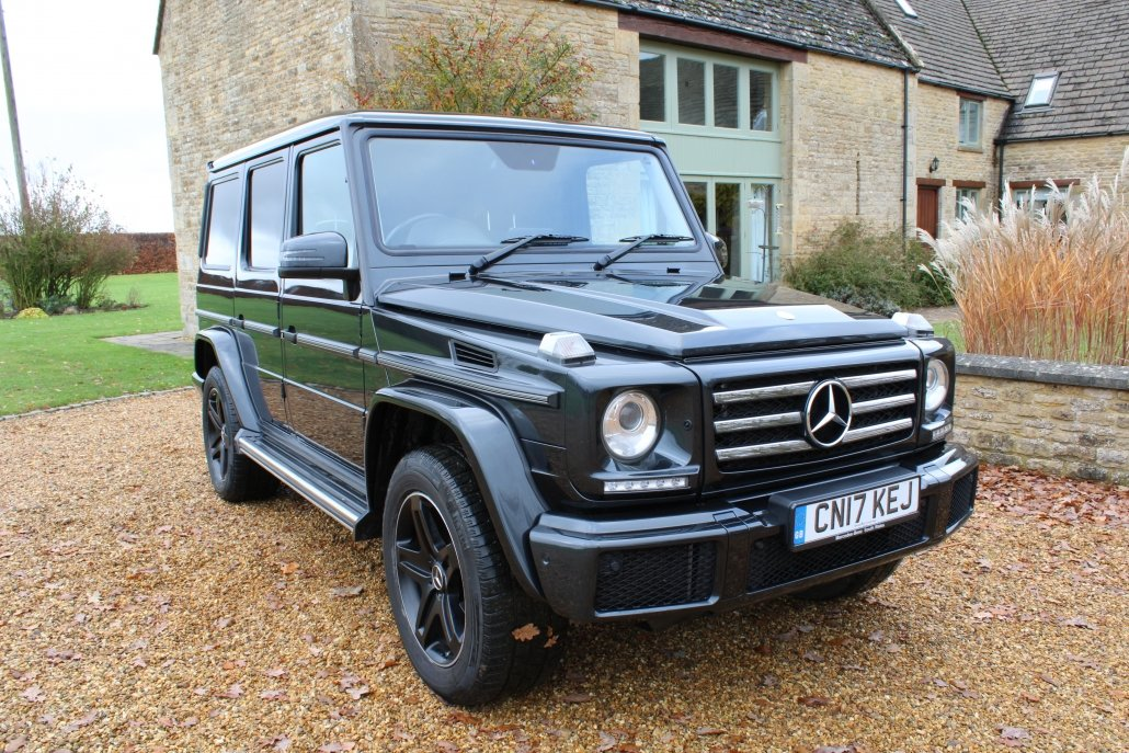 2017 MERCEDES G350 Cdi – 31,000 MILES – £62,950 For Sale (picture 9 of 17)