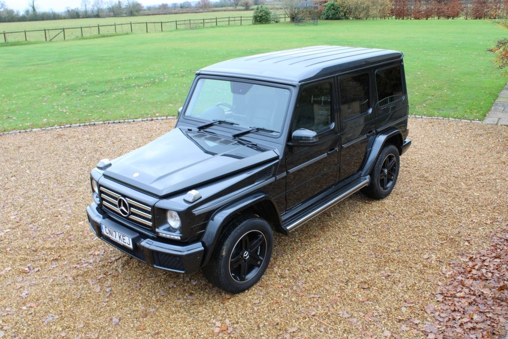 2017 MERCEDES G350 Cdi – 31,000 MILES – £62,950 For Sale (picture 10 of 17)