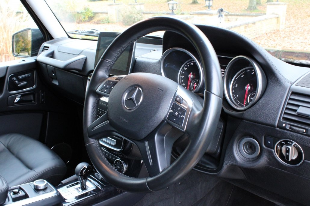 2017 MERCEDES G350 Cdi – 31,000 MILES – £62,950 For Sale (picture 12 of 17)