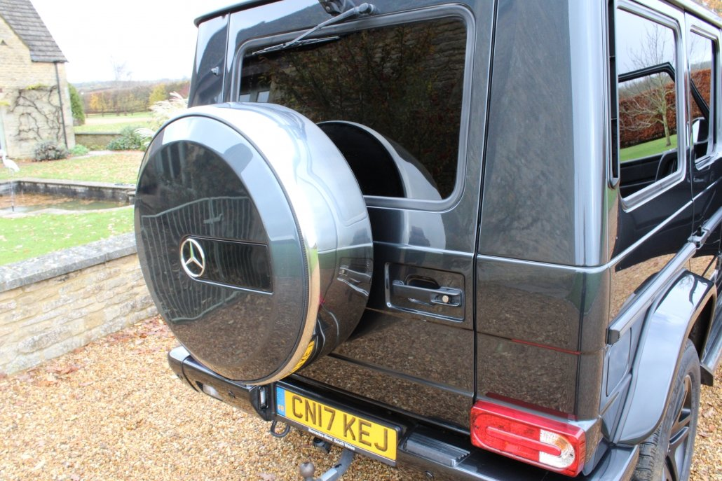 2017 MERCEDES G350 Cdi – 31,000 MILES – £62,950 For Sale (picture 16 of 17)