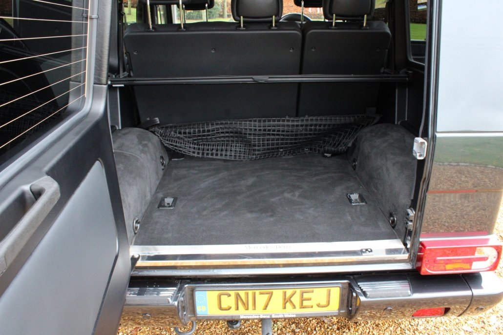2017 MERCEDES G350 Cdi – 31,000 MILES – £62,950 For Sale (picture 17 of 17)