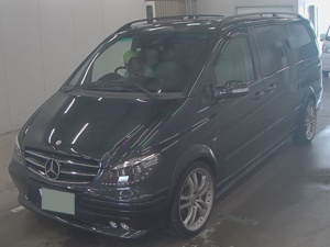 2004 MERCEDES-BENZ VIANO 3.2 LONG WHEEL BASE LWB AMBIENTE BRABUS  For Sale