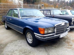 1972 Mercedes-Benz 350SE W116 For Sale