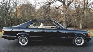 1988 e mercedes 420 sec c126 coupe 2dr coupe