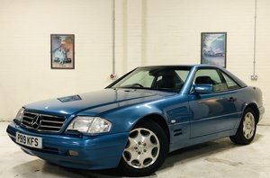 1997 MERCEDES BENZ SL320 - EXCELLENT VALUE R129 SOLD