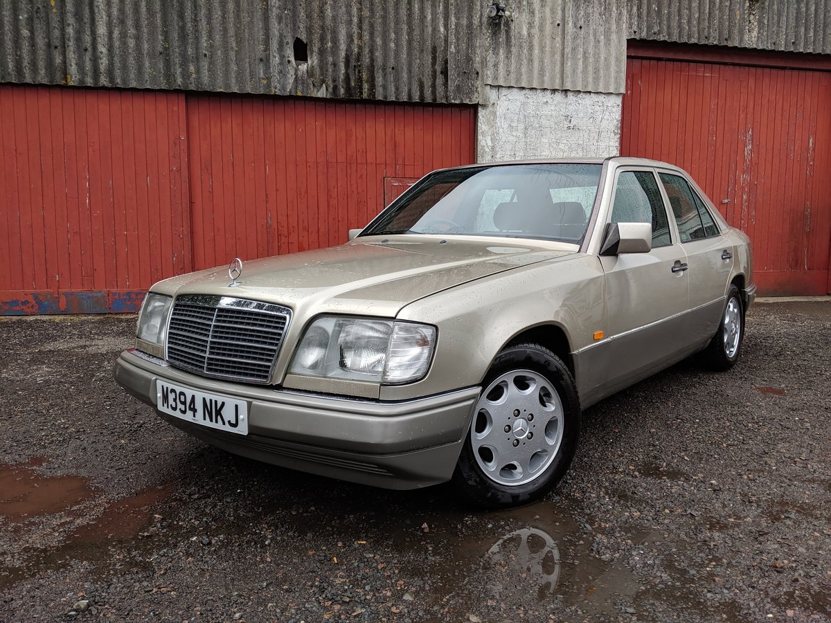 1994 Mercedes E280 Automatic FSH For Sale (picture 1 of 6)