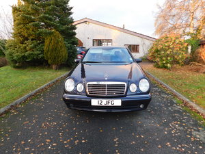 1998 Mercedes E 55 AMG For Sale
