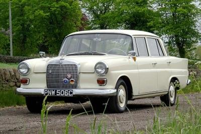1965 Mercedes-Benz 190 C For Sale by Auction