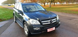 2007 LHD MERCEDES GL320 CDI 3.0 V6 AUTOMATIC LEFT HAND DRIVE For Sale