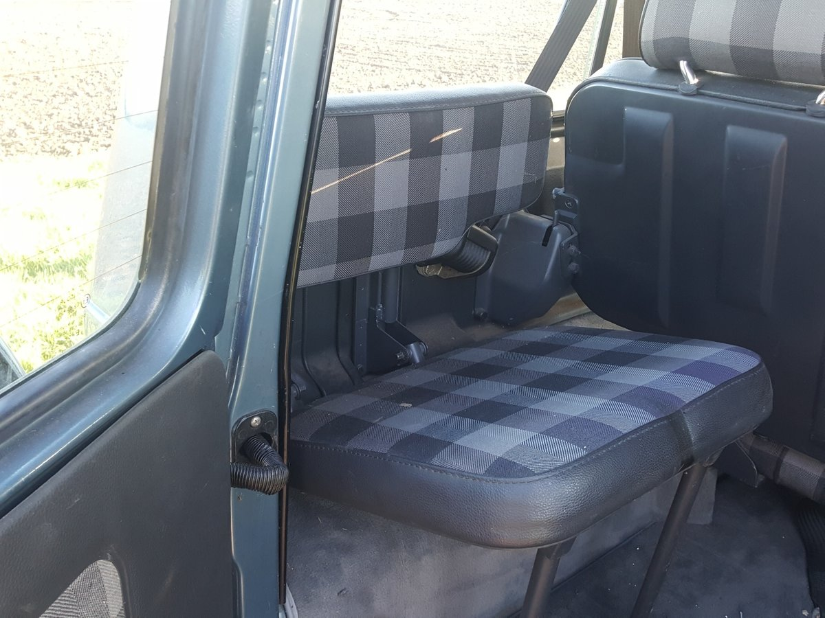 1986 Mercedes 280GE G Wagon Automatic For Sale (picture 4 of 6)