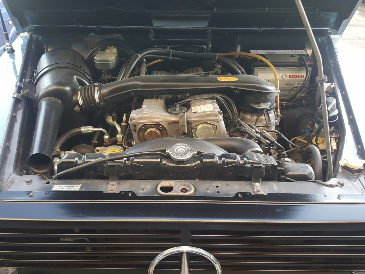 1986 Mercedes 280GE G Wagon Automatic For Sale (picture 6 of 6)