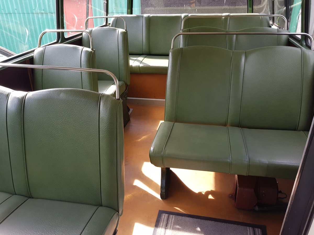 1960 Mercedes 0319 bus coach Ultra rare  For Sale (picture 5 of 6)