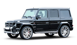 2014 Mercedes-Benz G63 AMG Brabus B63S-700 Widestar  For Sale by Auction