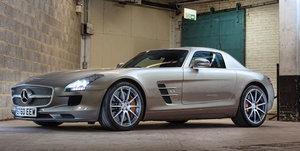 2010 Mercedes-Benz SLS AMG Coupé For Sale by Auction