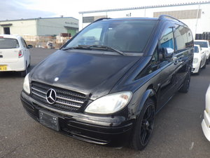 2010 MERCEDES-BENZ VIANO V350 3.5 LWB AMBIENTE * TWIN POWER DOORS For Sale