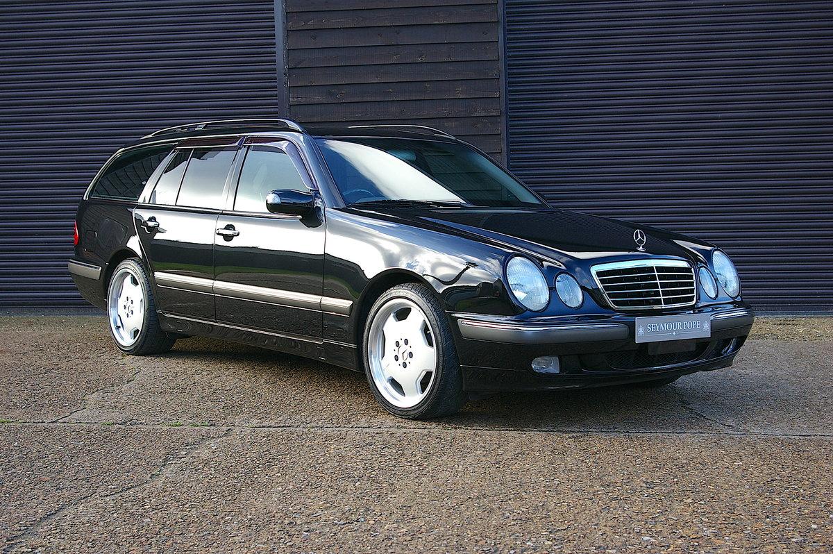 2002 Mercedes-Benz W210 E240 Avantgarde Estate Auto (23584 miles) SOLD (picture 1 of 6)