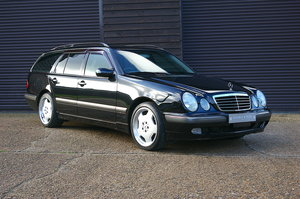 2002 Mercedes-Benz W210 E240 Avantgarde Estate Auto (23584 miles) For Sale