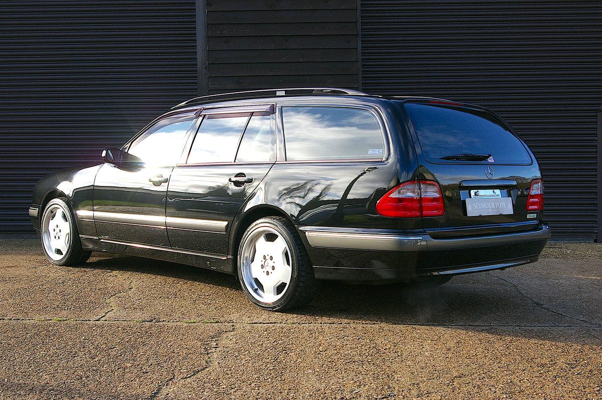 2002 Mercedes-Benz W210 E240 Avantgarde Estate Auto (23584 miles) SOLD (picture 3 of 6)
