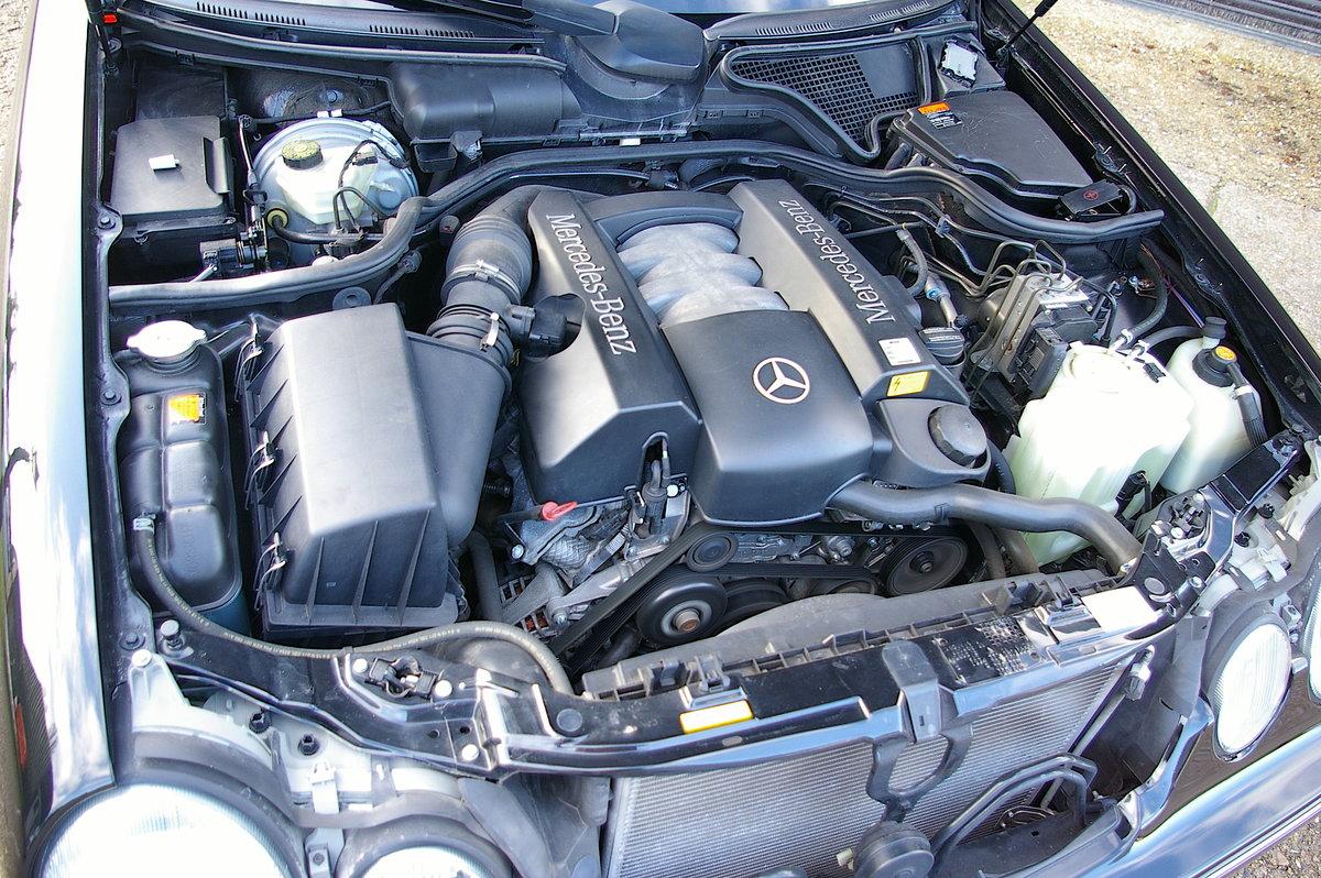 2002 Mercedes-Benz W210 E240 Avantgarde Estate Auto (23584 miles) SOLD (picture 6 of 6)