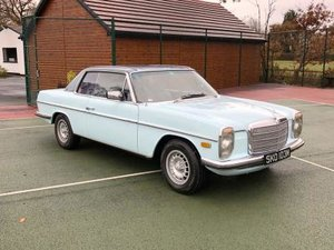 1974 Mercedes-Benz 280 CE For Sale by Auction