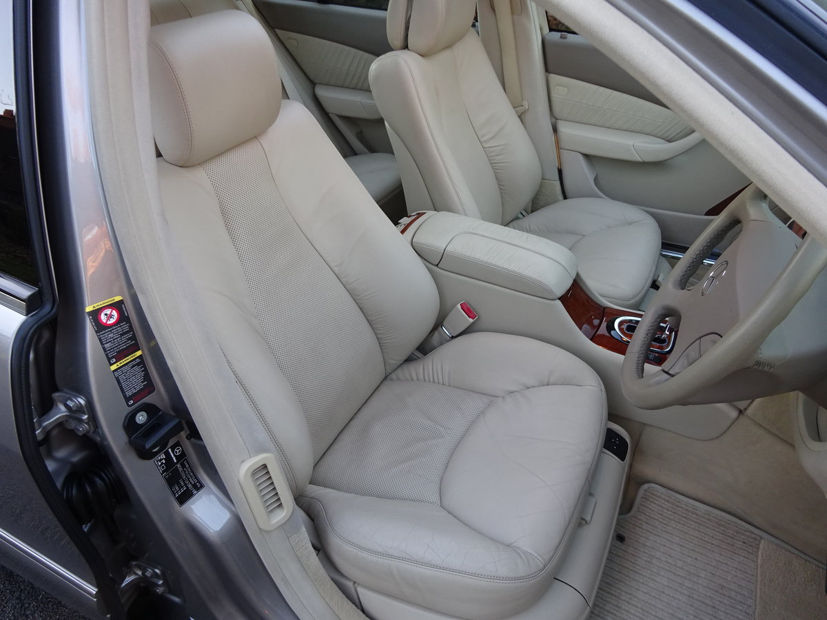 2004 MERCEDES-BENZ S350 (W220) 25,000 miles only For Sale (picture 4 of 6)
