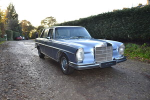 1968 Mercedes_Benz 280S Saloon RHD For Sale