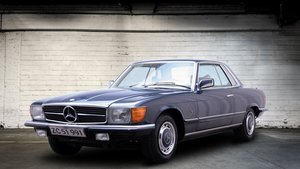 1976 Mercedes 280 SLC