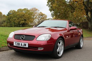 Mercedes SLK 230 Komp Auto 1999 - To be auctioned 31-01-20  For Sale by Auction