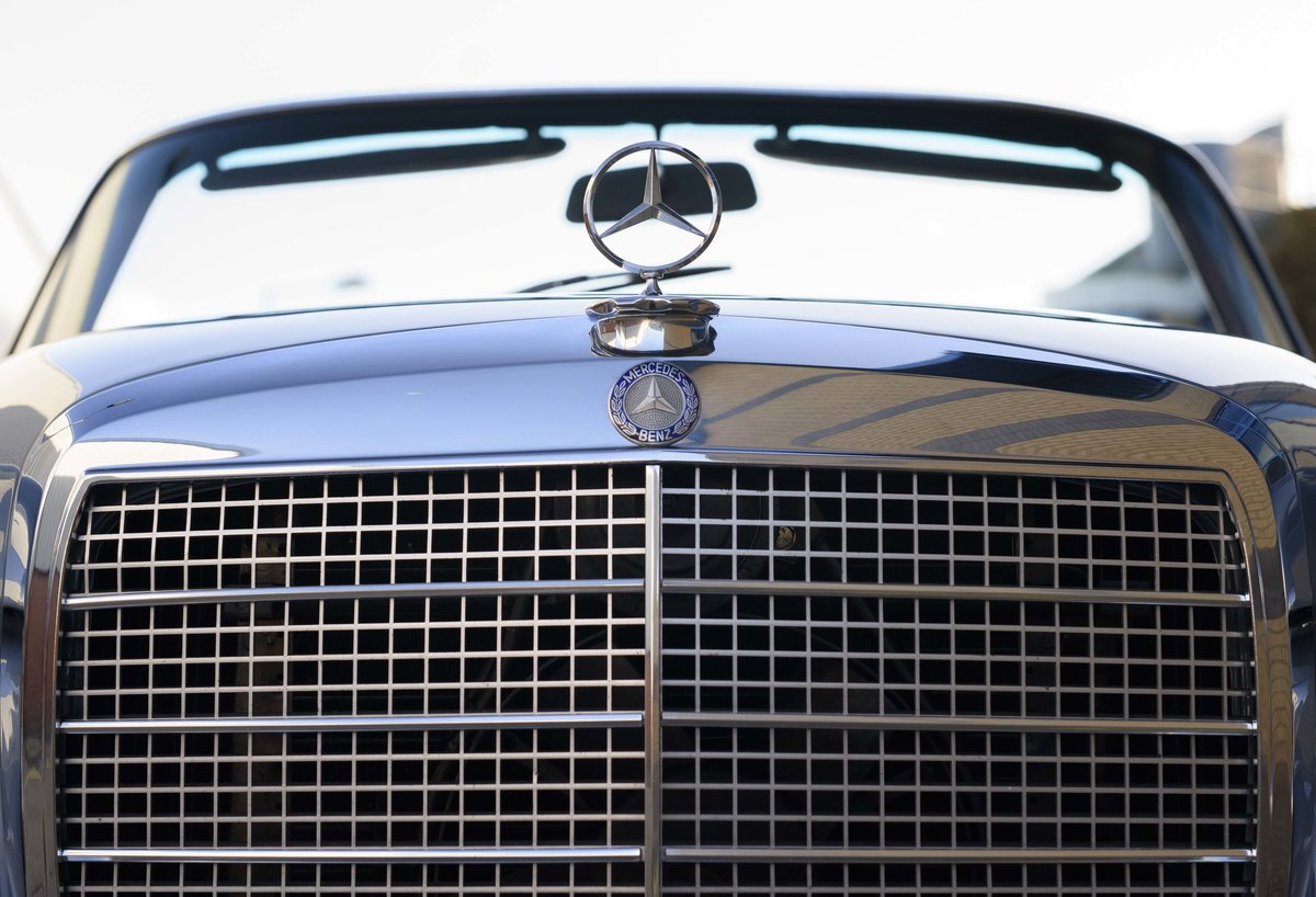 1971 MERCEDES 280SE 3.5 CABRIOLET (LHD) For Sale (picture 12 of 24)