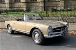 1967 250 SL Pagoda - Tuesday 10th December 2019 For Sale by Auction