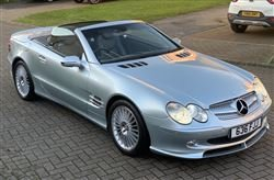 2002 SL 500 - Tuesday 10th December 2019 For Sale by Auction