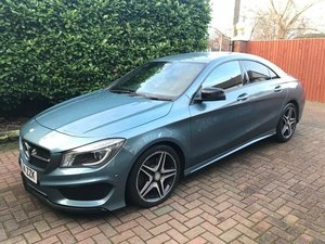 2014 Mercedes benz cla220 amg sport cdi auto diesel car For Sale