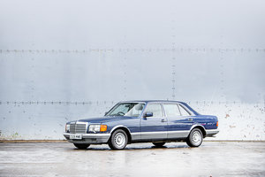 1985 Mercedes 380 SEL Auto For Sale