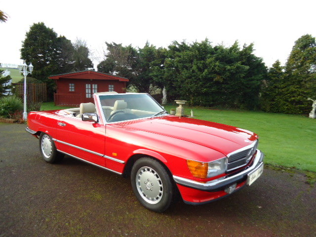 Mercedes 300SL  Sports 1988 For Sale (picture 1 of 6)