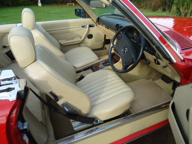 Mercedes 300SL  Sports 1988 For Sale (picture 3 of 6)