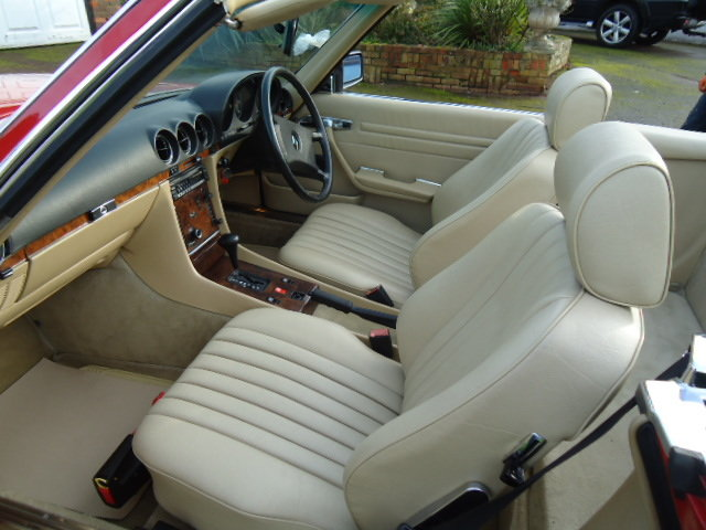 Mercedes 300SL  Sports 1988 For Sale (picture 4 of 6)
