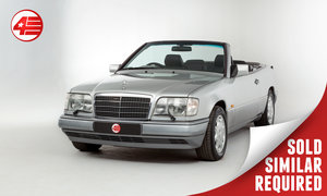 Picture of 1994 Mercedes E320 Sportline Cabriolet /// 36k Miles SOLD