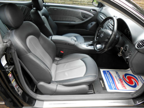 2003 Brabus B11 Mercedes Benz W209 CLK 500 V8 For Sale (picture 3 of 6)