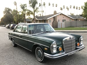 Picture of 1972 Mercedes-Benz 280SEL SOLD