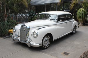 Mercedes Benz 300B Saloon 1955 For Sale