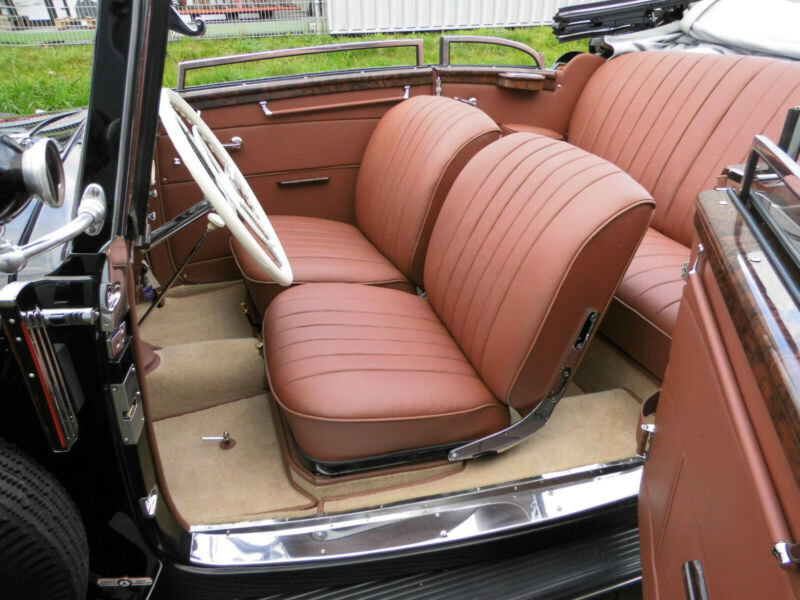 1937 Mercedes benz 230 cabrio b For Sale (picture 6 of 6)