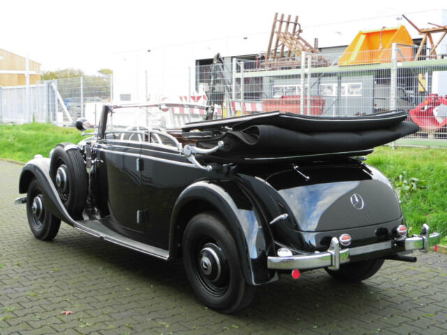 1937 Mercedes benz 230 cabrio b For Sale (picture 4 of 6)