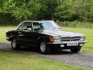 1985 R107 MERCEDES SL 380 V8 For Sale