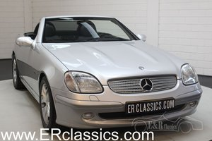 Mercedes-Benz SLK200 Kompressor 2003 Final Edition