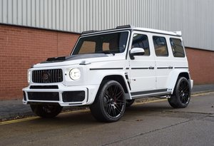 2019 Mercedes-Benz Brabus G700 (LHD) For Sale