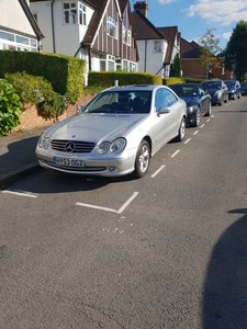 2003 CLK 320 Avantgarde Very High Spec