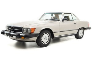 1989 89 Mercedes 560SL Coupe(~)Roadster 21k miles Cali $59.5k For Sale